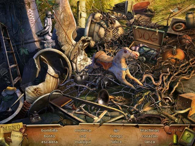 Juegos Capturas 3 Dark Ritual