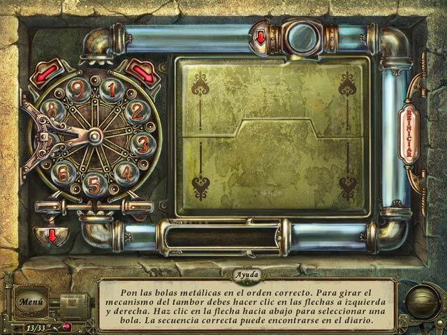 Juegos Capturas 1 Dark Tales: El entierro prematuro por Edgar Allan Poe