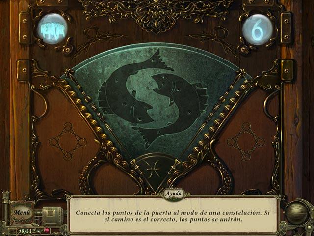 Juegos Capturas 3 Dark Tales: El entierro prematuro por Edgar Allan Poe