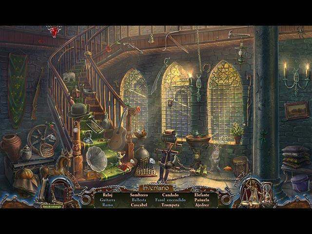 Video de Dark Tales: La Máscara de la Muerte Roja de Edgar Allan Poe Edición Coleccionista