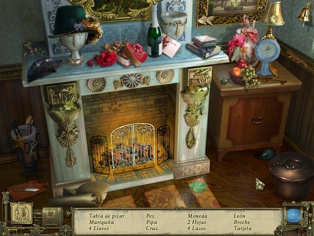 Juegos Capturas 3 Dark Tales: Los asesinatos de la Rúe Morgue por Edgar Allan Poe - Edición Coleccionista