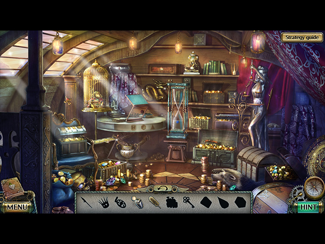 Juegos Capturas 2 Darkness and Flame: Enemy in Reflection Collector's Edition