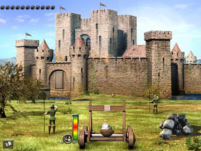 Juegos Capturas 3 Defender of the Crown
