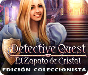 Detective Quest: El Zapato de Cristal Edición Coleccionista