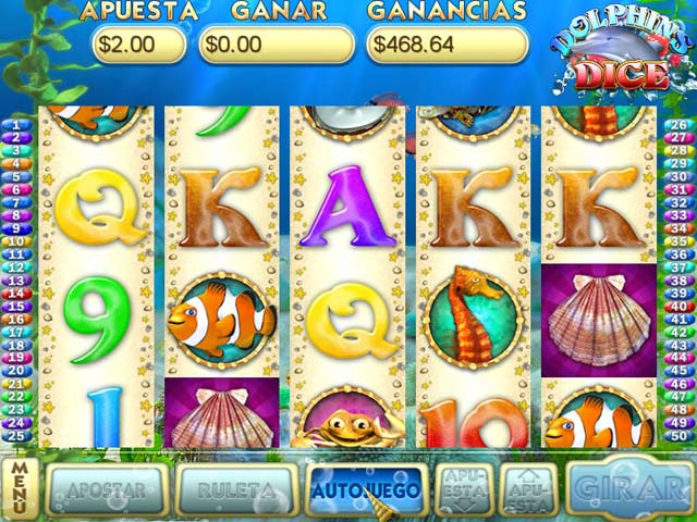 Video de Dolphin Dice Slots
