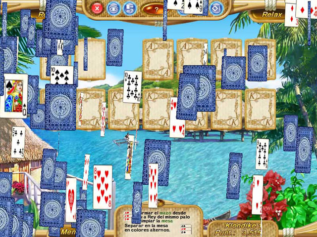 Juegos Capturas 3 Dream Vacation Solitaire