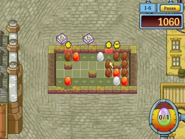 Juegos Capturas 1 Egg vs. Chicken