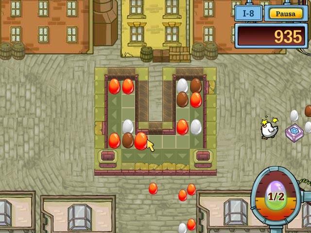 Juegos Capturas 3 Egg vs. Chicken