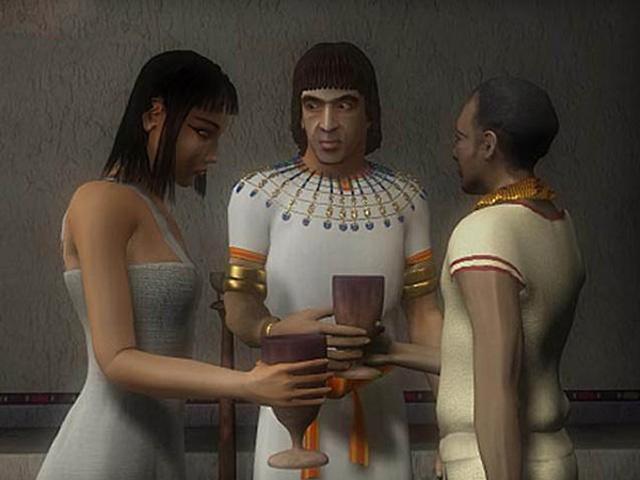 Juegos Capturas 2 Egypt II