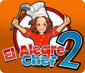 Característica De Pantalla Del Juego El Alegre Chef 2
