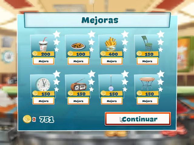 Juegos Capturas 2 El Alegre Chef