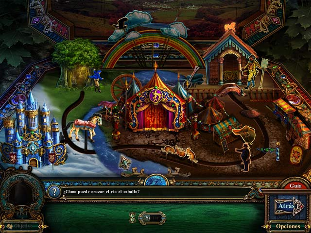 Juegos Capturas 2 Fabled Legends: El Flautista Oscuro Edición Coleccionista