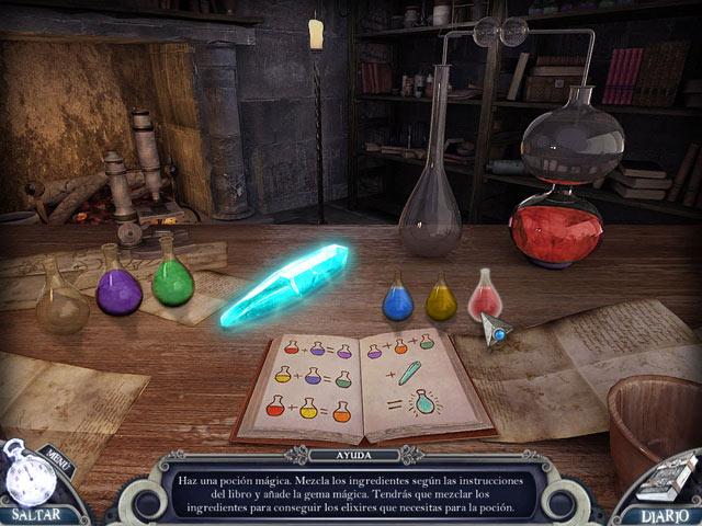 Juegos Capturas 3 Fairy Tale Mysteries: El Ladrón de Marionetas