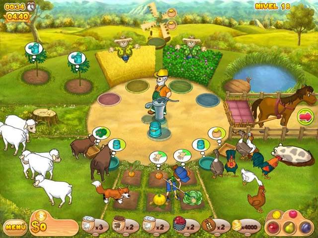 Juegos Capturas 2 Farm Mania 2