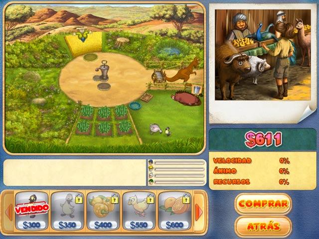 Juegos Capturas 2 Farm Mania: Hot Vacation