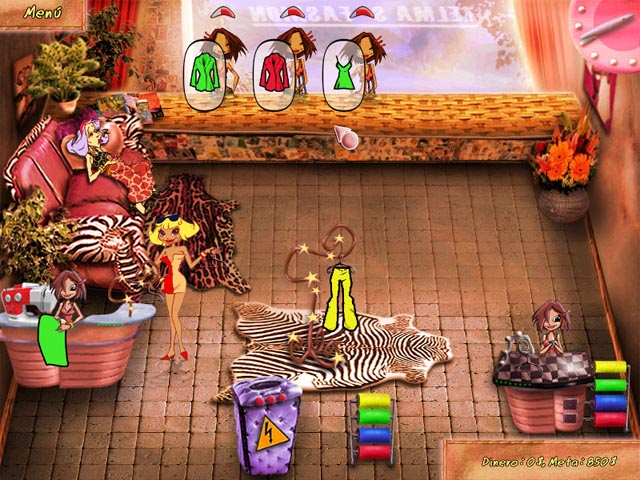 Juegos Capturas 1 Fashion Rush