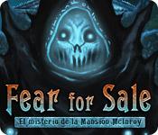 Fear for Sale: El misterio de la Mansión McInroy