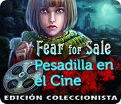 Característica De Pantalla Del Juego Fear For Sale: Pesadilla en el Cine Edición Coleccionista