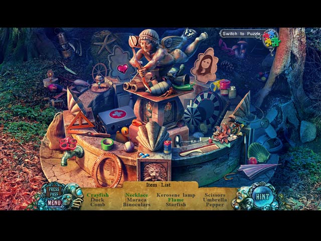 Juegos Capturas 1 Fear for Sale: The 13 Keys Collector's Edition