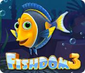 Característica De Pantalla Del Juego Fishdom 3