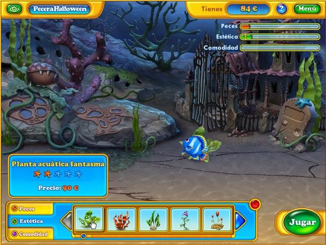 Juegos Capturas 2 Fishdom - Spooky Splash