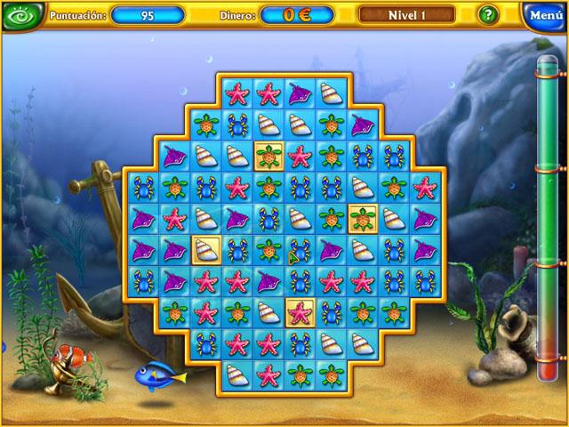 Juegos Capturas 3 Fishdom