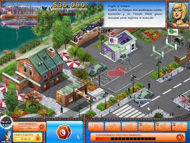 Juegos Capturas 1 Fix-It-Up: World Tour