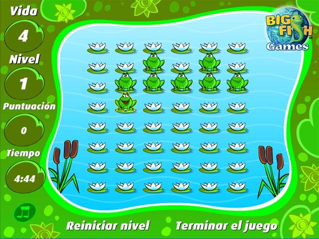 Juegos Capturas 1 Frogs
