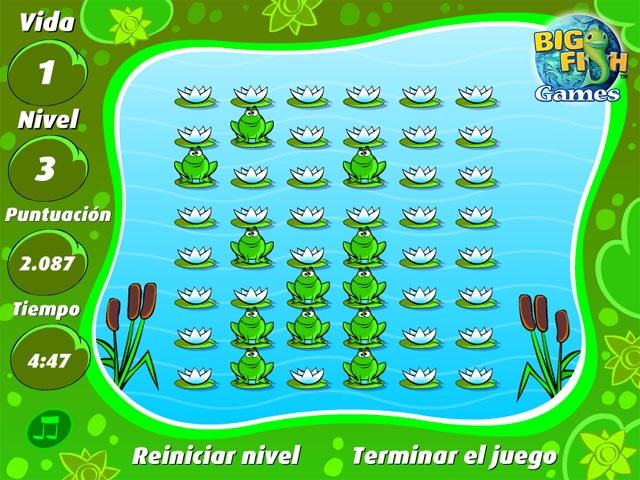 Juegos Capturas 2 Frogs