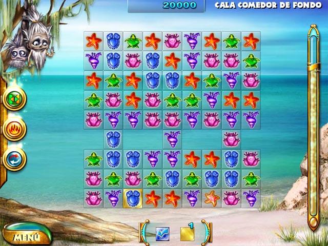 Juegos Capturas 1 Galapago