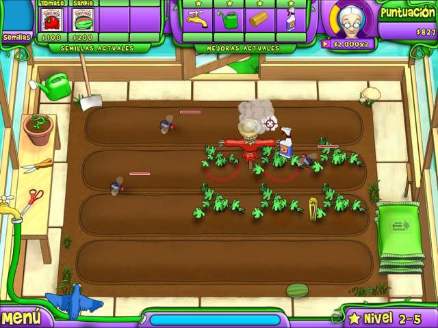 Juegos Capturas 1 Garden Dreams