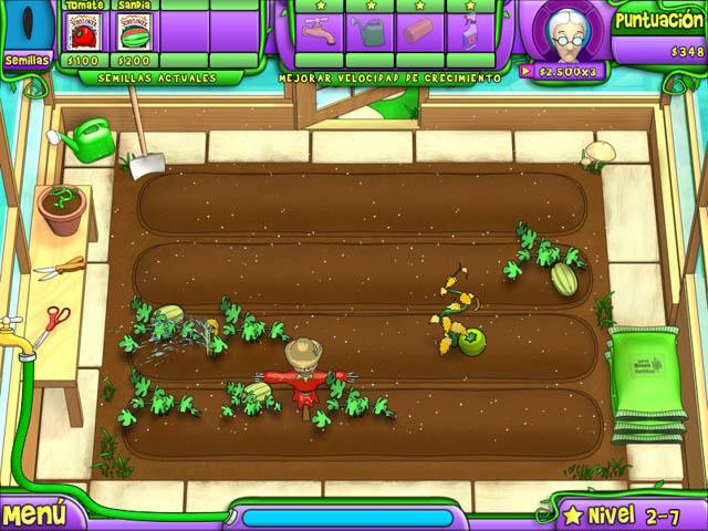 Juegos Capturas 2 Garden Dreams