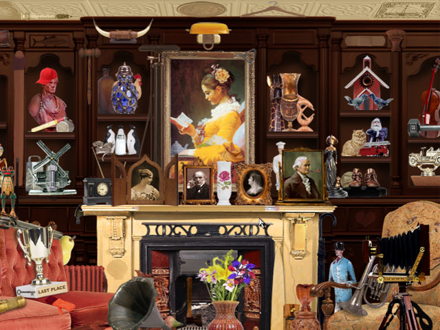 Juegos Capturas 3 G.H.O.S.T. Hunters: The Haunting of Majesty Manor