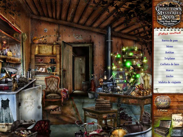 Video de Ghost Town Mysteries: Bodie