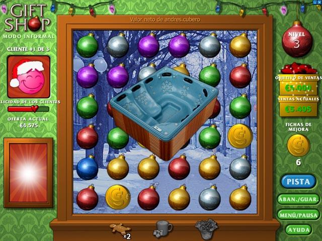 Juegos Capturas 2 Gift Shop