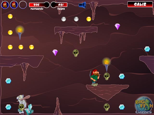Juegos Capturas 2 Gnome