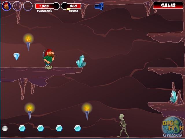 Juegos Capturas 3 Gnome