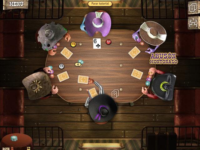 Aventura poker juego