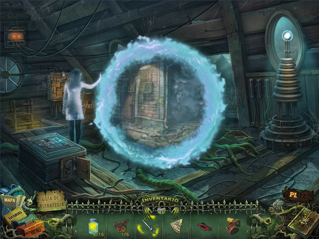 Juegos Capturas 2 Gothic Fiction: La Saga Oscura Edición Coleccionista
