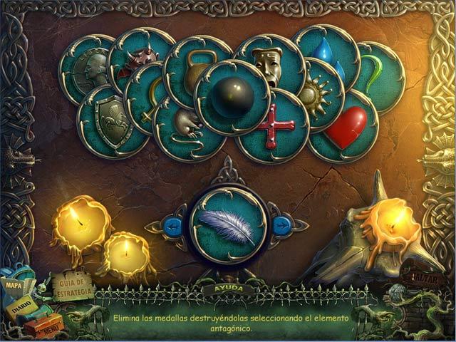 Juegos Capturas 3 Gothic Fiction: La Saga Oscura Edición Coleccionista