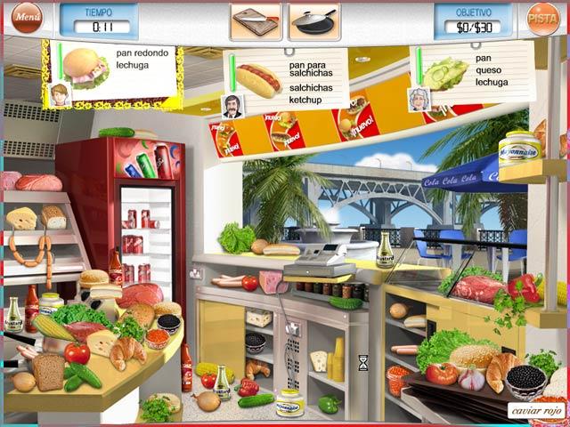 Juegos Capturas 1 Gourmania
