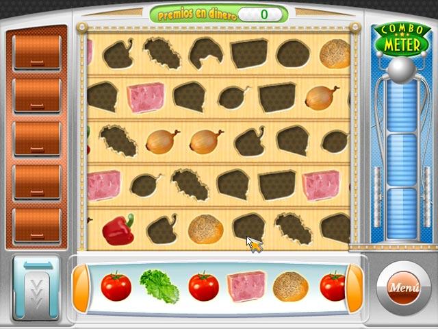 Juegos Capturas 2 Gourmania