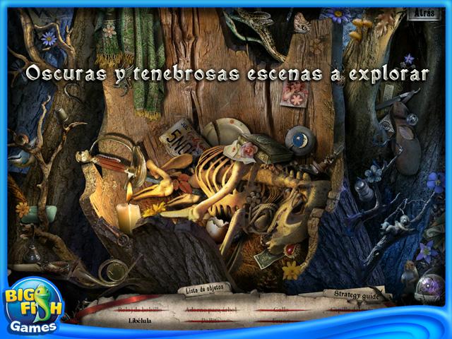 Pantallazo de Gravely Silent: House of Deadlock Collector's Edition