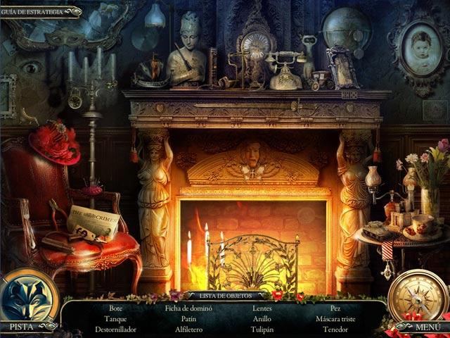 Juegos Capturas 1 Grim Tales: El Legado Edición Coleccionista