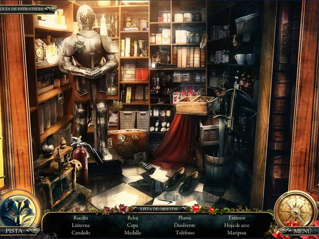 Juegos Capturas 3 Grim Tales: El Legado Edición Coleccionista