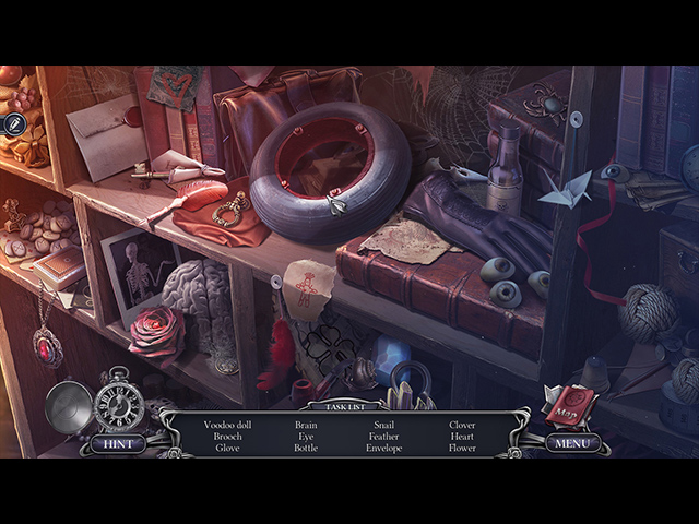 Juegos Capturas 2 Grim Tales: Guest From The Future Collector's Edition