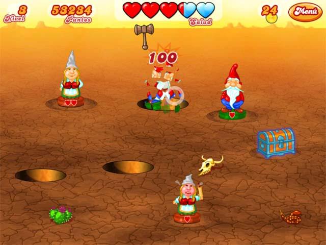 Juegos Capturas 2 Hammer Heads Deluxe