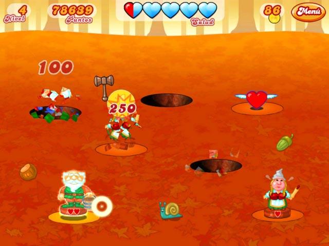 Juegos Capturas 3 Hammer Heads Deluxe