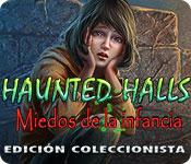 Haunted Halls: Miedos de la infancia Edición Coleccionista