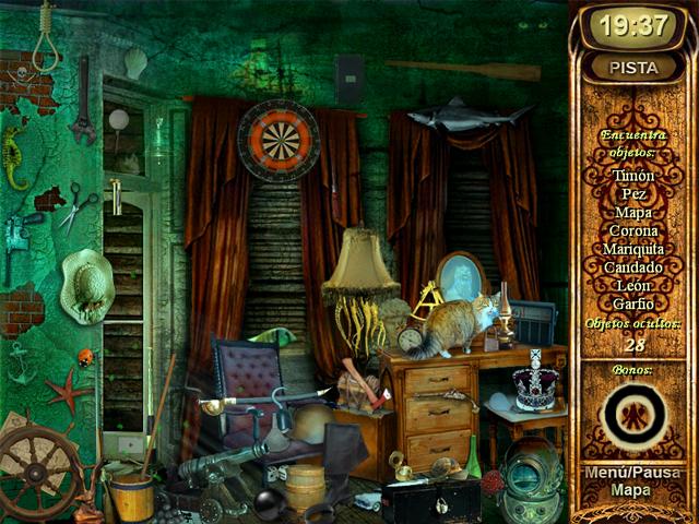 Juegos Capturas 2 Haunted Hotel